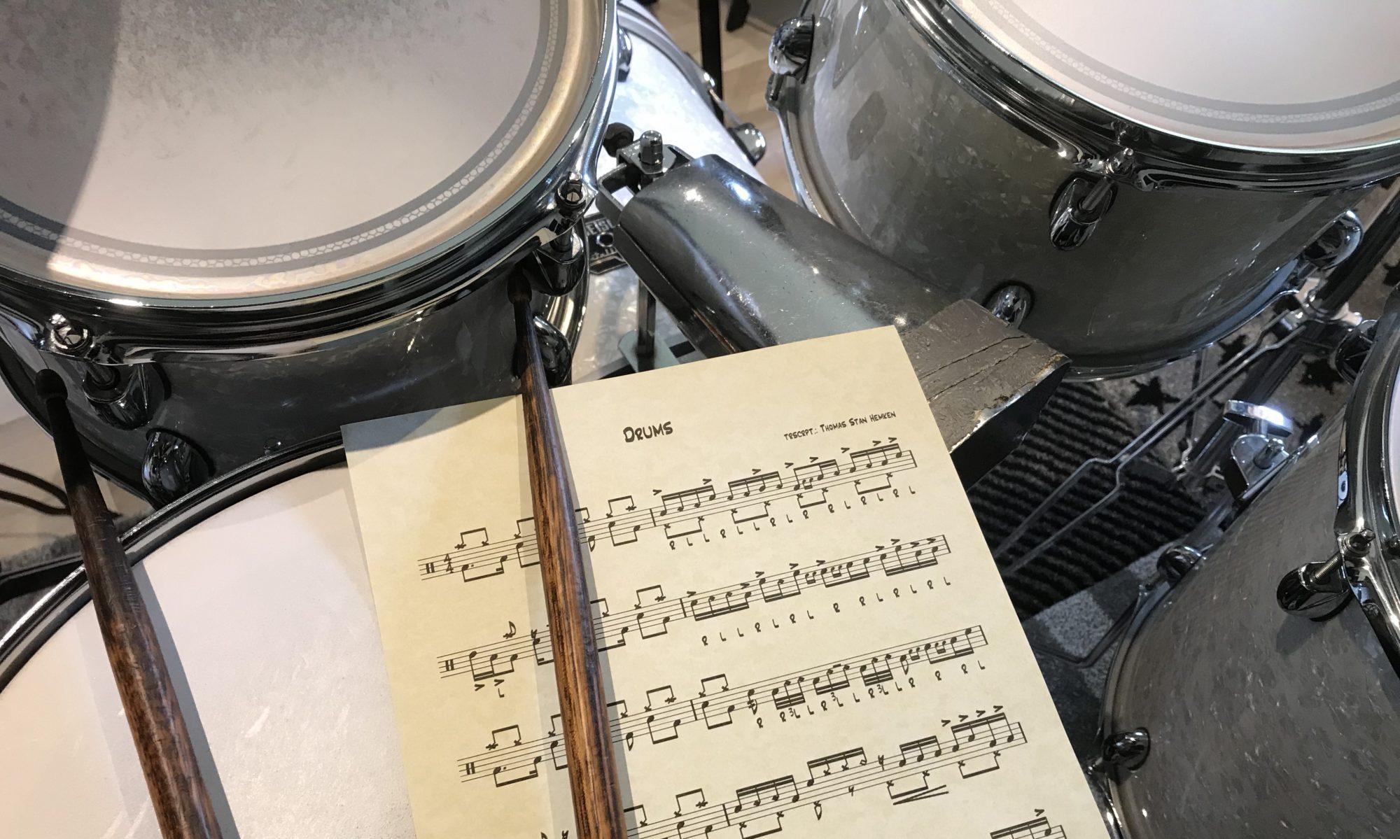 Schlagzeugbuch